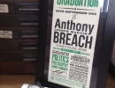 Anthony Breach Life Poster