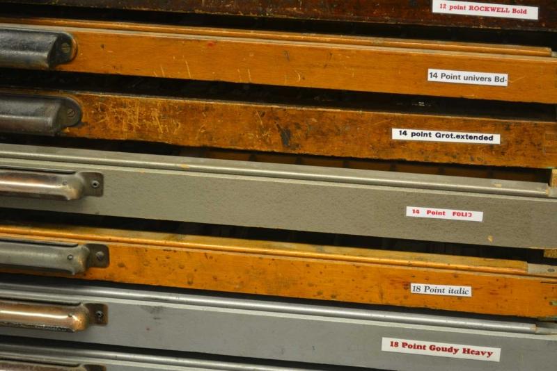 typecases